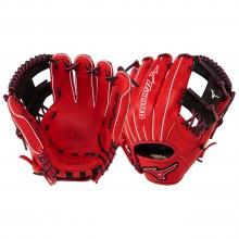 Mizuno MVP Prime SE GMVP1154PSE3 Infield Glove(Red/Black)