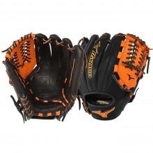 Mizuno MVP Prime SE GMVP1177PSE3 Infield Glove(Black/Orange)