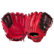 Mizuno MVP Prime SE GMVP1177PSE3 Infield Glove(Red/Black)