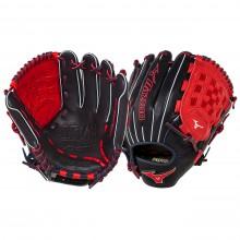Mizuno MVP Prime SE GMPV1200PSE3 Infield//Pitcher Glove(Navy/Red)