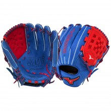 Mizuno MVP Prime SE GMPV1200PSE3 Infield//Pitcher Glove(Royal/Red)