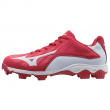 Mizuno 9-Spike Advanced Franchise 8(Red/White) – Low