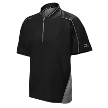Mizuno Protect Batting Jersey(Black) - Adult