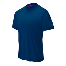Mizuno Comp Short Sleeve Crew(Navy) - Adult