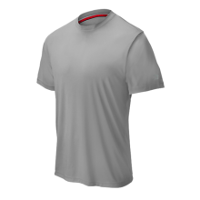 Mizuno Comp Short Sleeve Crew(Grey) - Adult