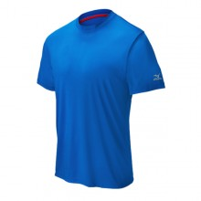Mizuno Comp Short Sleeve Crew(Royal) - Adult