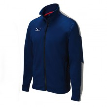 Mizuno Elite Thermal Jacket(Navy/Grey) - Adult