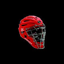 Mizuno Samurai Catcher's Helmet G4(RED)