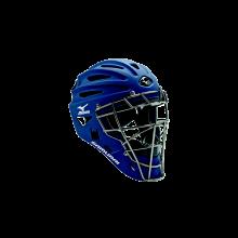 Mizuno Samurai Catcher's Helmet G4(NAVY)