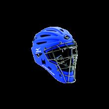 Mizuno Samurai Catcher's Helmet G4(ROYAL)