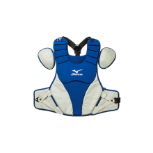 Mizuno Adult Samurai Catcher's Chest Protector(ROYAL-GREY)