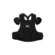 Mizuno Adult Samurai Catcher's Chest Protector(BLACK)