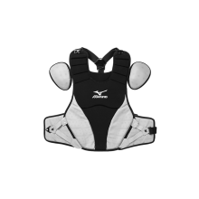 Mizuno Adult Samurai Catcher's Chest Protector(BLACK-GREY)