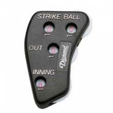 Diamond Umpire Indicator: 4-Function
