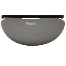 Diamond Sun Visor - GREY