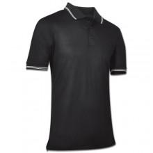 Champro Baseball/Softball Polo Umpire Shirt BSR1 - BLACK
