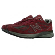 New Balance - Men's M990v4 (Burgundy)