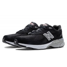 New Balance M990BK3 (Black/Grey/White)