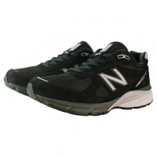 New Balance - Men's M990v4 (Black/Silver)