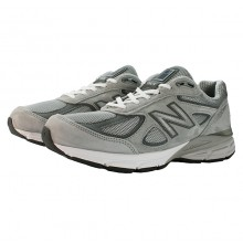 New Balance - Men's M990v4 (Grey/Castlerock)