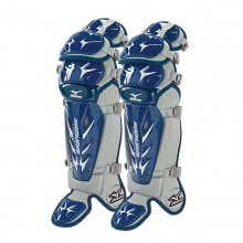 Mizuno Samurai Shin Guards G3(NAVY-GREY)