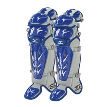 Mizuno Samurai Shin Guards G3(ROYAL-GREY)