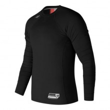 New Balance LS 3000 Baseball Top (Black)