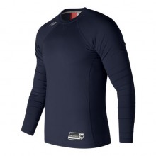 New Balance LS 3000 Baseball Top (Navy)