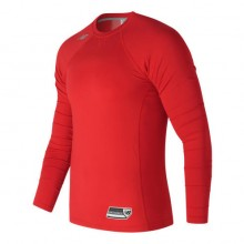 New Balance LS 3000 Baseball Top (Red)