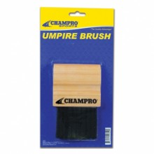 Champro Wood Umpire Brush
