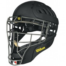 Wilson Shock FX™ 2.0 Umpire Helmet - Titanium